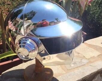 Daft Punk Helmet Thomas Super high quality Real Chrome New V7 2017 Large AA+