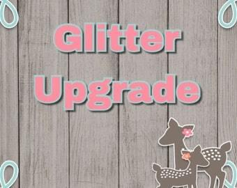 Glitter Design Upgrade - Little Fawn Designs