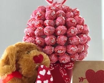 Tootsie Roll Valentines Gift Set