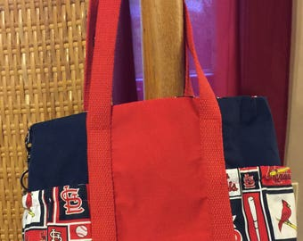 St. Louis Cardinals tote bag