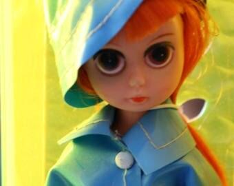 Susie sad redhead doll. Rare.