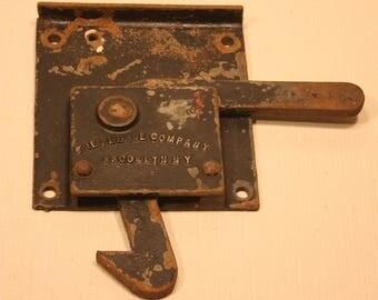 Vintage Freight Door lock