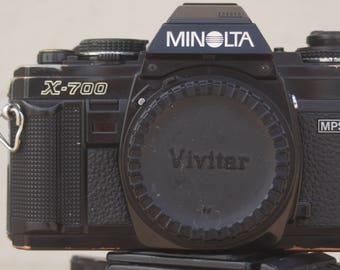 Minolta X-700 Body only.
