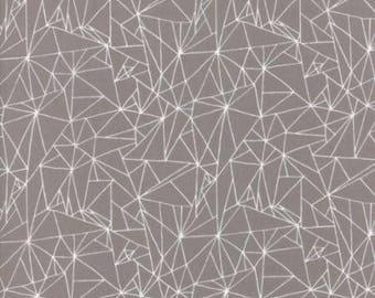 Catnip- Scratch- Grey- Gingiber- Moda Fabrics