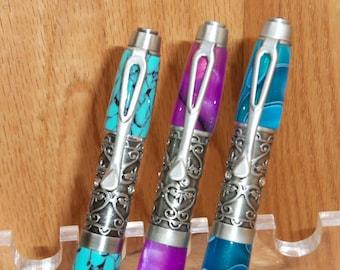 Handturned Filibella-Style Acrylic Pen
