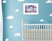Print at Home, nursery ar...