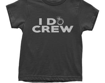 I Do Crew Youth T-shirt