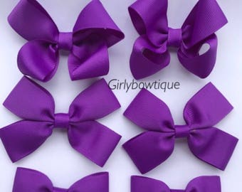 School bow sets