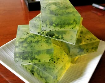 2/ Handmade Soap Bars 16 Scented Flavors by Jasnique Creations