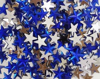 Star shaped Acrylic Rhinestone, embellishment
