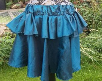Recycled Green Ra Ra Skirt