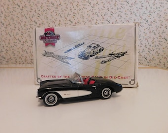 Chevrolet Corvette 1957-Matchbox Collectible