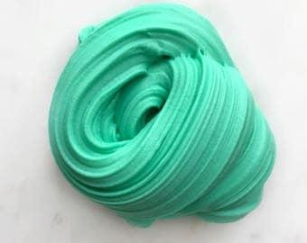 Tiffany Blue Slime - Mint Julip Scented Butter Slime