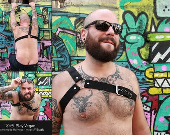 Vegan Harness - Model Y