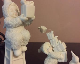 Snowbabies | Dept 56 | Birthday | Collectible