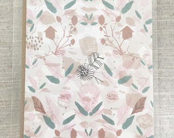Pretty Bloom Greetings Card