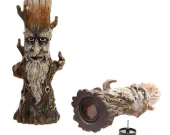 Fantasy Tree Man Incense Holder