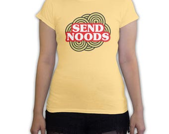 Function - Send Noods Women's Fashion T-Shirt