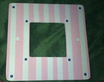 It's A Girl Picture Frame