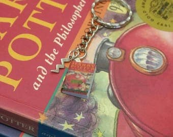 Harry Potter and the Philosophers Stone Mini Book Charm