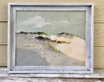 Sand Dunes Original Oil Painting