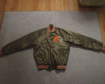 Cleveland Browns Youth XL Chalk Line Jacket