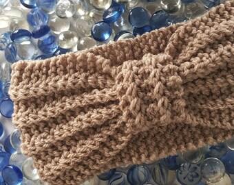 Handmade Wool Braid Hair Band Turban Headband