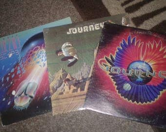 RARE vinyl records, Journey  lp's