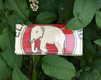 Elephant wallet! Perfect holiday gift!