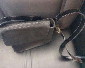 Salvadore Ferragamo handbag made in Italy