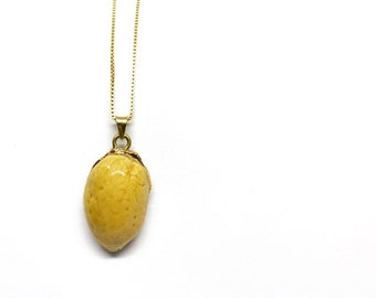 Almond Jewel. Pendant