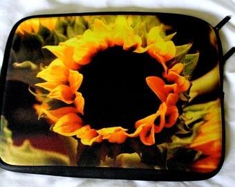 Adirondack Sunflower IPad/Tablet Sleeve