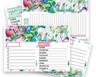 Patrick Notes Pages Kit  - Planner Stickers
