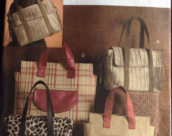 Satchel bag (purse) Vogue pattern