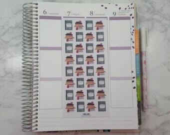 Books n Books Mixed Sticker Sheet