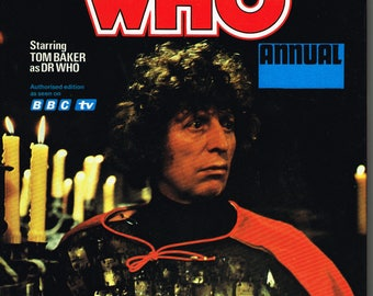 Doctor Who Annual 1979  - Hard cover book