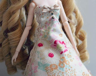 Pullip - flowered dress