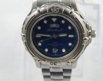 Vintage Eddie Bauer Wrist Watch Quartz