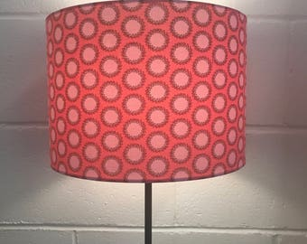 Pink 30cm Lampshade