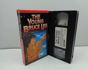 The Young Bruce Lee VHS