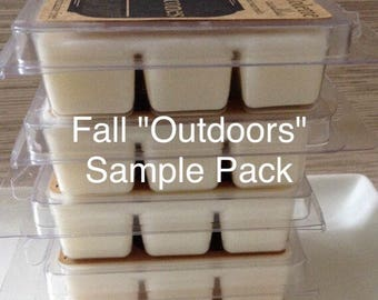 "Fall ""Outdoors"" Sampler 