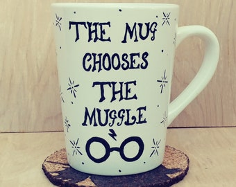 Muggle Mug (Harry Potter Mug)