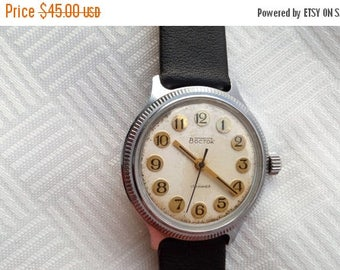 ON SALE Vostok soviet watch, mens watch, Wostok watch, rare watch, mechanical wathc 17jewels