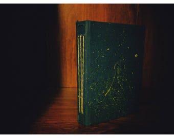 Splatter Paint Notebook