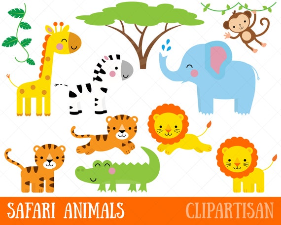Exceptional image in free printable jungle animals