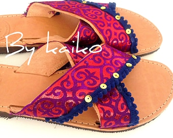 Handmade leather sandal, Greek leather sandal, luxury sandal, hippie chic sandals, Handmade leather sandal, bohemian sandal, etnhic sandals