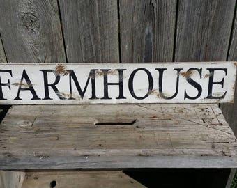 Farmhouse Fixer Upper Magnolia Market Style Rustic Sign Farmhouse Kitchen Sign