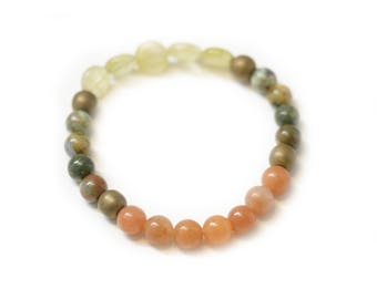 Past & Present Emotional Healing Bracelet