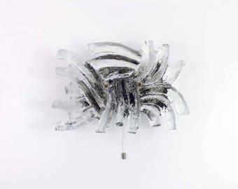 KALMAR glass wall sconce