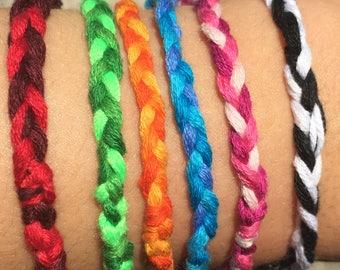 Braided Handmade Friendship Bracelet